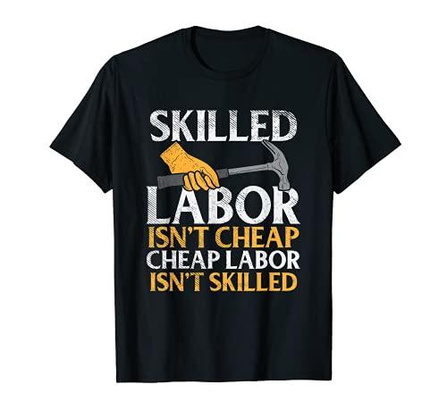 Gewerkschaft, Arbeiter T-Shirt