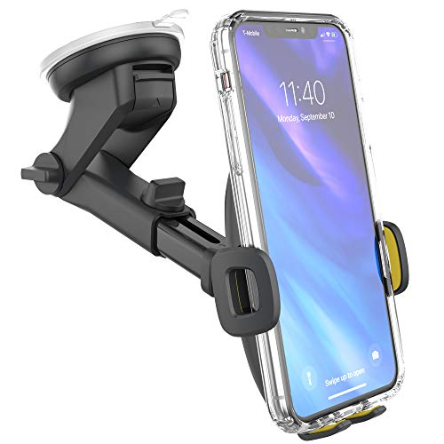Encased iPhone Car Mount for iPhone 12/iPhone 11 Pro Max Phone Holder (Case Friendly Design)