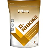 Pure Source Nutrition Vegan D-Ribose Powder 1KG / 1000G 100% Pure Raw D