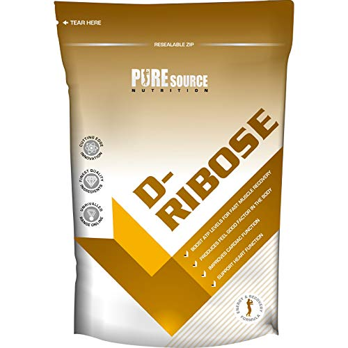 Pure Source Nutrition D Ribose 100g