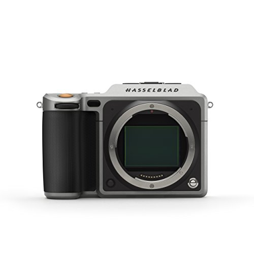 Hasselblad X1D-50c (Body Only) with 3' LCD, Silver (H-3013901)