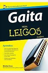 Gaita Para Leigos (Em Portuguese do Brasil) Paperback
