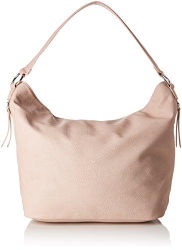 Pieces Pcmarie Bag, Sacs portés épaule femme, Rose (Rose Dust), 18x31x44 cm (B x H T)
