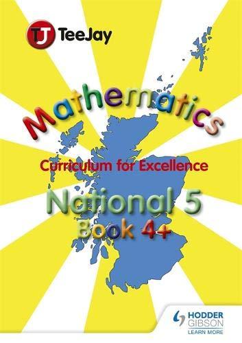 TeeJay Mathematics CfE Level 4+