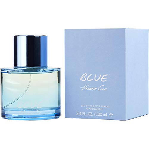 Keńneth Cole Blue for Men 3.4 fl. Oz Eau De Toilette