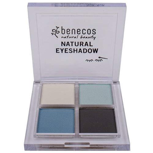 benecos Bio benecos Quattro Eyeshadow true blue (1 x 4,80 gr)