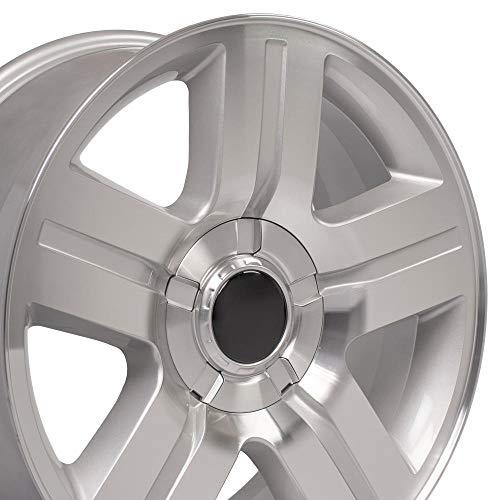 06 chevy silverado 22 rims - 3