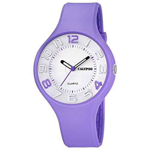 Calypso K5591-3 - Reloj para Mujeres Color Morado