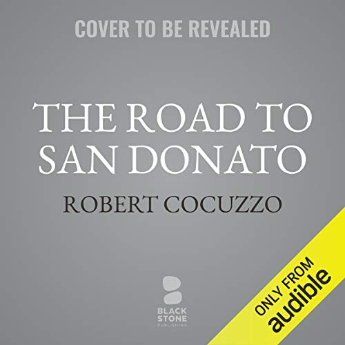 The Road to San Donato audiobook cover art