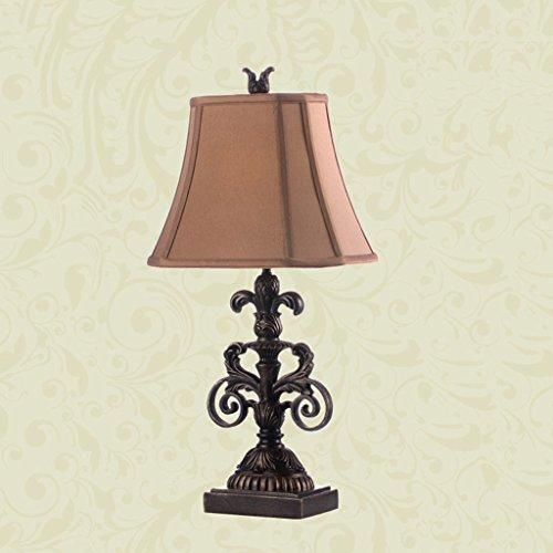 Lampes QY de Table Retro American Luxury de Chevet Chambre Minimaliste de Chevet