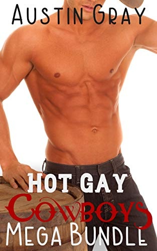Hot Gay Cowboys: Mega Bundle (English Edition)