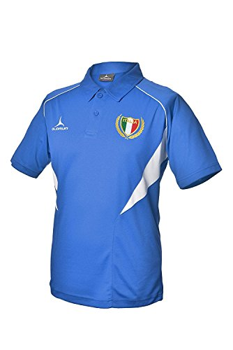 Olorun 6 Six Nationen Italien Unterstützer Rugby Poloshirt S-XXXL - L