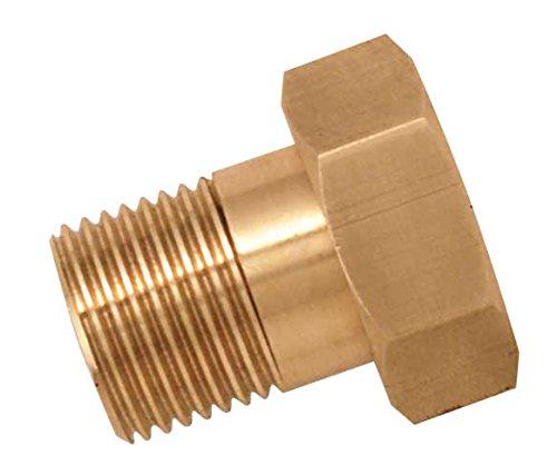 Boutt 3136558 ER26 - Conector para contador macho-hembra con