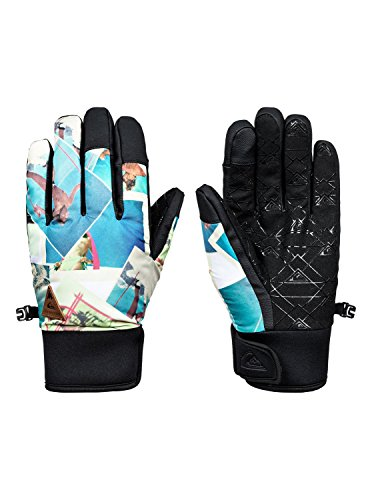 Quiksilver Method - Gants de Snowboard/Ski - Homme - L