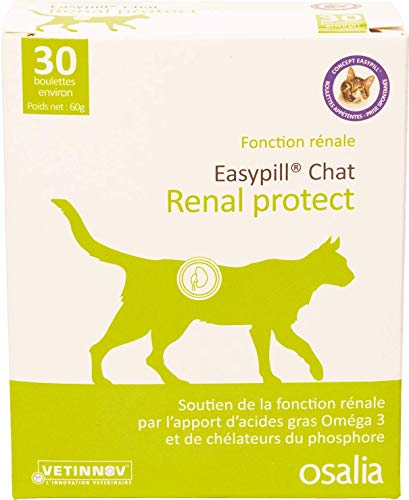 Easypill Insuffisance Rénale Protect pour chat