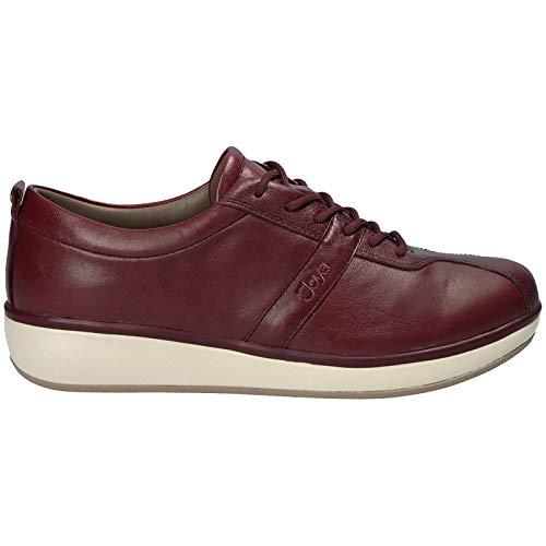 JOYA - Zapatos con cordones para mujer, color negro