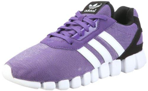 adidas Originals MEGA TORSION FLEX W G51462, Damen Sneaker, Violett (SHARP PURPLE F11 / SHARP PURPLE F11 / BLACK 1), EU 36 (UK 3.5)
