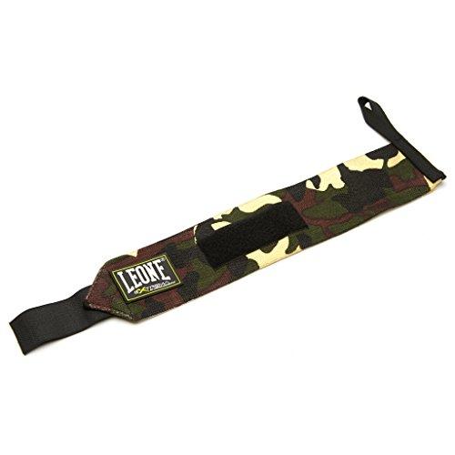 Caratterizzate da cotone elasticizzato e label gommata Utili per il sollevamento pesi Massima protezione delle articolazioni