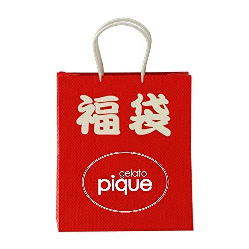 [ジェラート ピケ] gelato pique 2021年 ONLINE限定 こだわりのプレミアム福袋7点セット PFKB211010 レディース GRY F