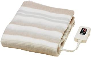 Sugiyama 電気敷き毛布 日本製 洗える ダニ退治 140×80cm NA-023S 単品 2枚セット
