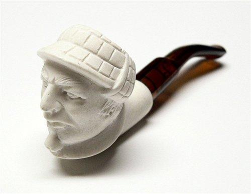 Imported Miniature Meerschaum Pipe - SHERLOCK HOLMES