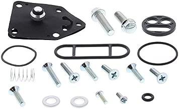 New All Balls Fuel Tap Repair Kit 60-1053 for Suzuki DR 125 SE 1994-1996, GZ 250 Marauder 1999-2010, DR 200 SE 1996-2016, GSF 600 S Bandit 1996-2003, DR 250 S 1990-1995, DR 350 S 90-93, DR200 SE 17