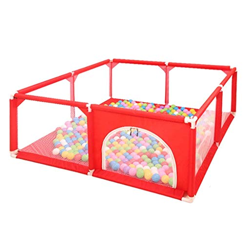Unknow Extra Large Baby Playpen Baby Fence Toys House Baby Playpen Easy & Quick Assembly Size Optional Height 62cm Size