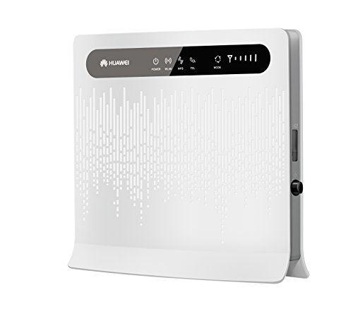 Huawei B593s-22 4G LTE 150Mbps Unlocked Wireless Router (EU Plug)