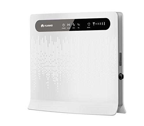 Huawei B593S-22 Wi-Fi Collegamento ethernet LAN router