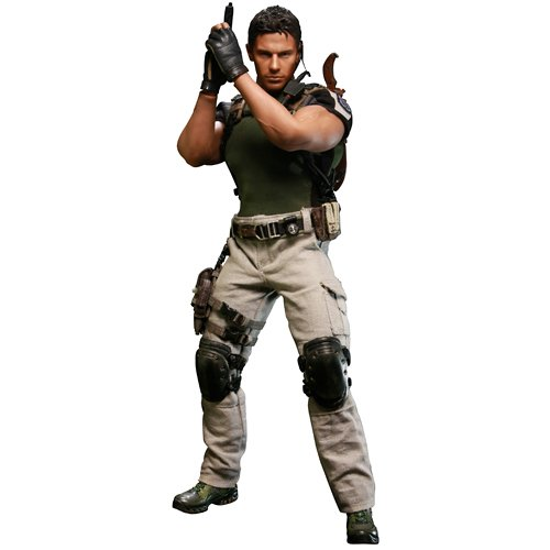 Video Game Masterpiece Biohazard 5 1/6 scale figure Chris Redfield (BSAA version) (japan import)