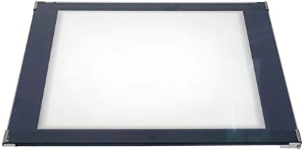 Cristal para puerta de adentro de horno de acondicionamiento y vapor CPC-Line, 61 L, 573 mm, 495 mm, grosor 7 mm, chisko 305062