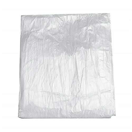 Woyada 100 fundas desechables para sofá de cama, de plástico, para masajes, de salón de spa, con buena flexibilidad (90 x 180 cm)