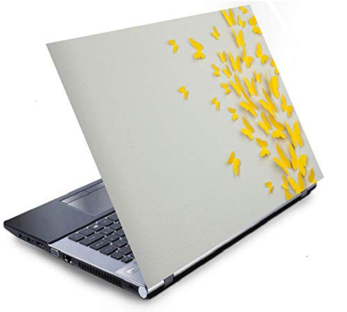 BOTANIX Laptop Skins/Sticker/Vinyl/Cover 14 - inches HD Quality Decal Fits Dell,Hp,Lenovo,Toshiba,Acer,Asus and for All Models Upto 14 inches (Multicolor) GQ263
