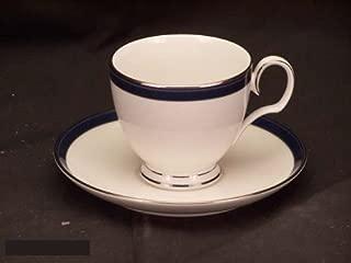 Noritake Stardust Platinum #7997 Cups & Saucers
