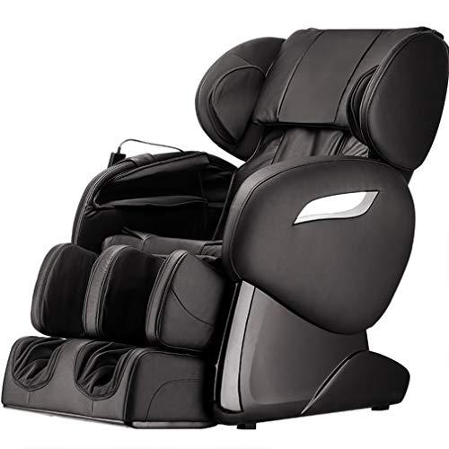 Electric Full Body Shiatsu Massage Chair Foot Roller Zero Gravity w/Heat 83