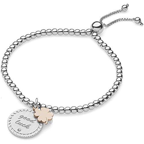 bracciale donna gioielli Comete Love Tag elegante cod. BRA 145