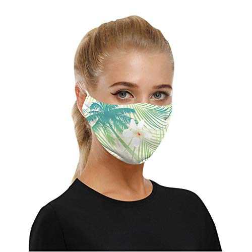 YYMQ de Boca, Reutilizable, de Proteccion Polvo, médico de carbón Activado, protección respiratoria, con Filtro de algodón y válvula de respiración