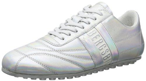 BIKKEMBERGS Unisex-Erwachsene 850229 Hausschuhe, Grau (Silber 91), 36