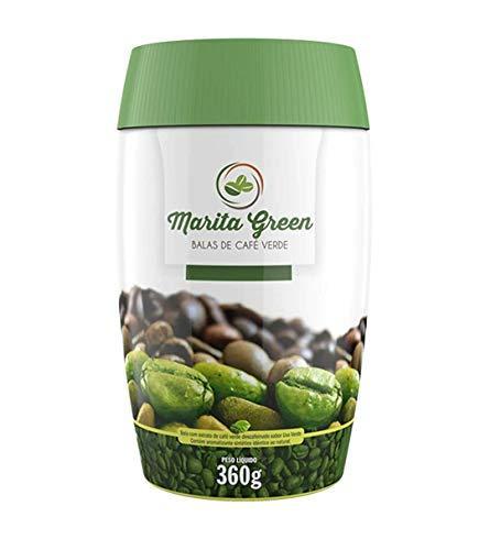 Marita Green Balas de Cafe Verde (Caramelos de goma)