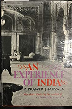 An experience of India 0393086593 Book Cover