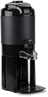 ThermoFresh Bunn ThermoFresh 42750.0001 1.5 Gallon Black Digital Coffee Server with Base