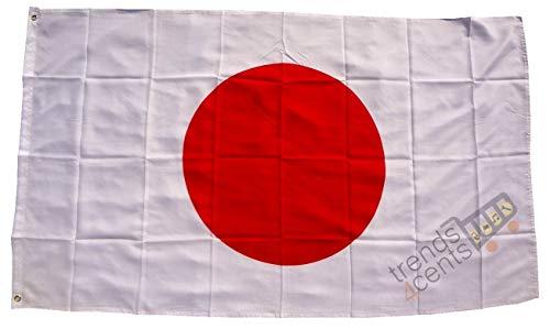 Drapeau du japon résistant aux intempéries 250 x 150 cm
