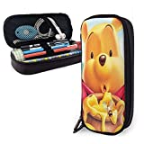 Winnie Ther Pooh Pencil Case|Graffiti Design|Schoo|Supplies|Boys Gifts|Gifts for Girls|Schoo|Stationery|Coo|Stuff|Stationary Supplies|School Pencil Case