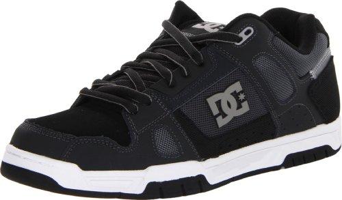 DC Shoes Stag, Zapatillas de Estar por casa para Hombre, Slate, 48.5 EU