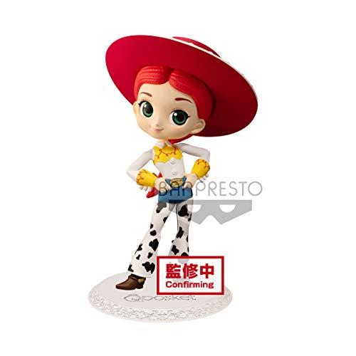 Q Posket - Figura Pixar Toy Story Jessie (Bandai BP16147)