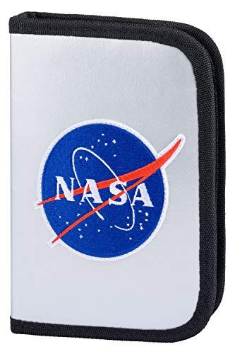 Baagl Federmäppchen für Jungen - Schüleretui, Federtasche, Federmappe für Schreibwaren - Etui, Federpenal, Schulmäppchen (NASA)