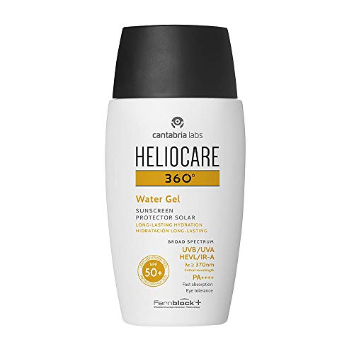 PARA2 Heliocare 360º Water Gel Spf 50+ 50 Ml, Blanco,