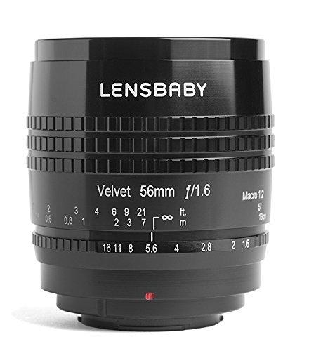Lensbaby Velvet 56 for Micro 4/3 by Lensbaby
