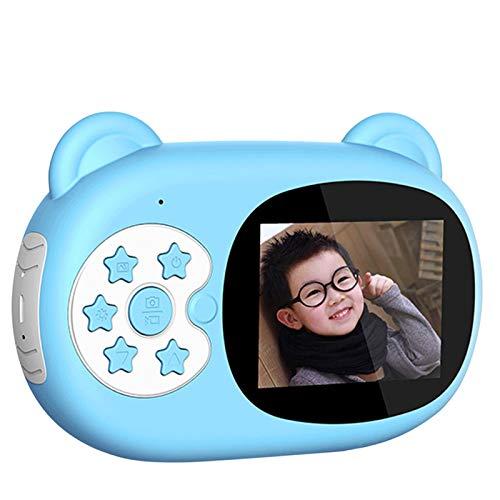 Polaroid Kameras - Kinderkamera Sofortbildkamera Kinder Digitalkamera 2,4-Zoll-Großbildschirm 1080P HD Kinderkamera mit 16G TF-Karte Jungen und Mädchen Geschenke Spielzeug für 3 bis 12 Jahre alte