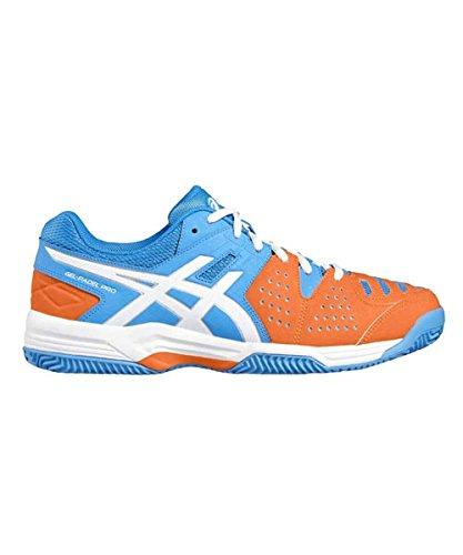 ASICS E511Y-4301#7, Basket Homme, Blue, 41.5 EU